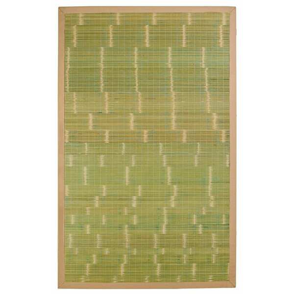 Govinda Green Area Rug by World Menagerie