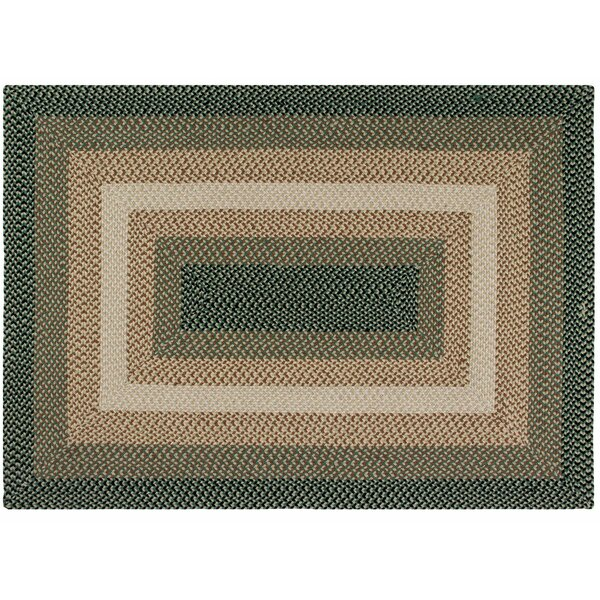 Monnie Green Area Rug by August Grove