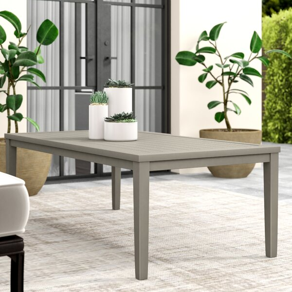 Almyra Metal Coffee Table by Greyleigh