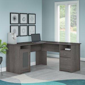 Hillsdale L Shaped Executive Desk