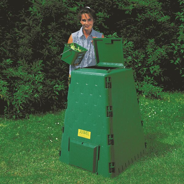 AeroQuick 110 Gal. Stationary Composter by Juwel