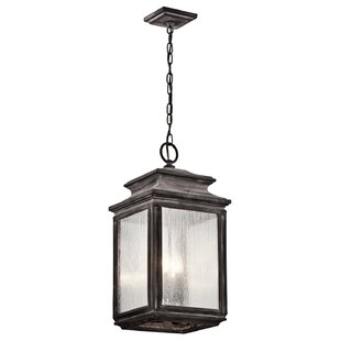 Compare Wiscombe Park 4-Light Outdoor Lantern By Kichler