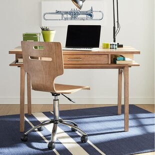 Coupon Chelsea Square Writing Desk By Stone & Leigh™ by Stanley Furniture