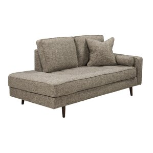 Brooklawn Chaise Lounge  sc 1 st  AllModern : what is a chaise chair - Sectionals, Sofas & Couches