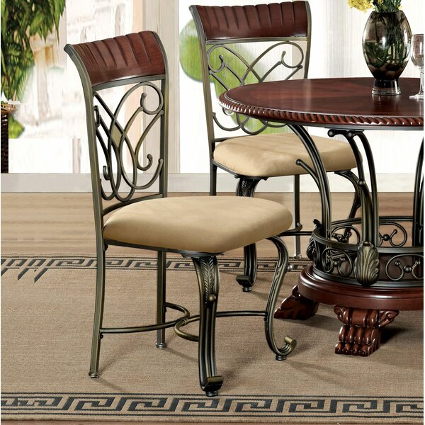 Nalston Dining Chair (Set of 2) by Fleur De Lis Living