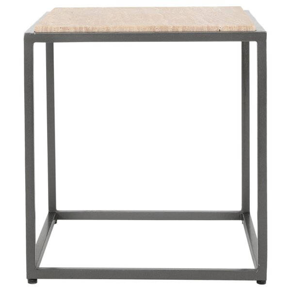Saad End Table By Ebern Designs
