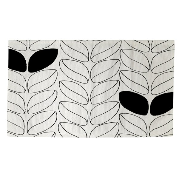 Divisible 2 White Area Rug by Manual Woodworkers & Weavers