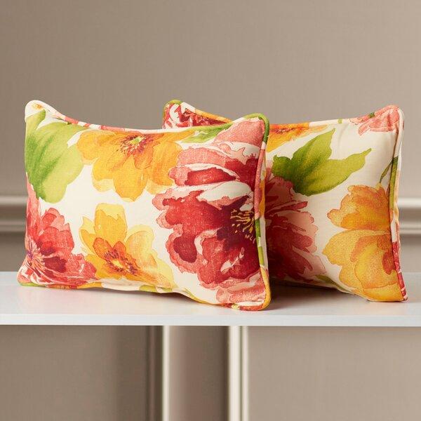 Riverport Indoor/Outdoor Throw Pillow (Set of 2)