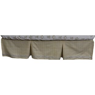 Find for Mix and Match Twill Crib Dust Ruffle ByNurture Imagination