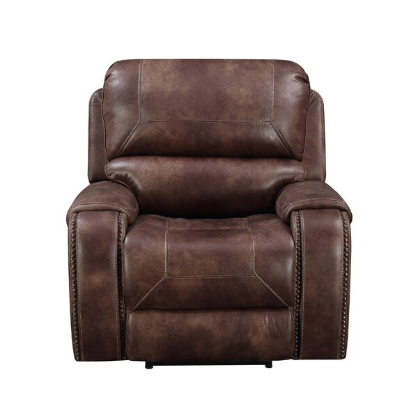 Jaymie Power Recline Recliner by Darby Home Co