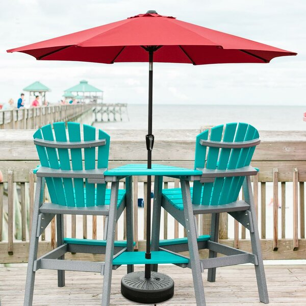 Bobbi 8.86' Market Umbrella by Freeport Park