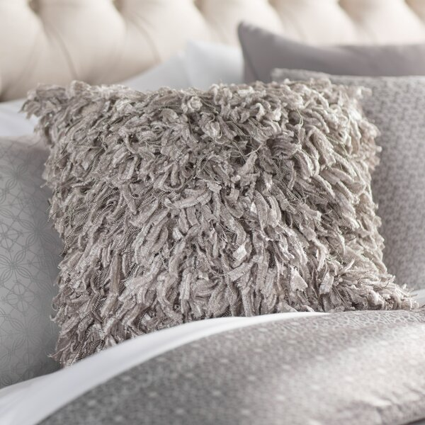 Bluffton Shimmer Indoor/Outdoor  Throw Pillow by House of Hampton