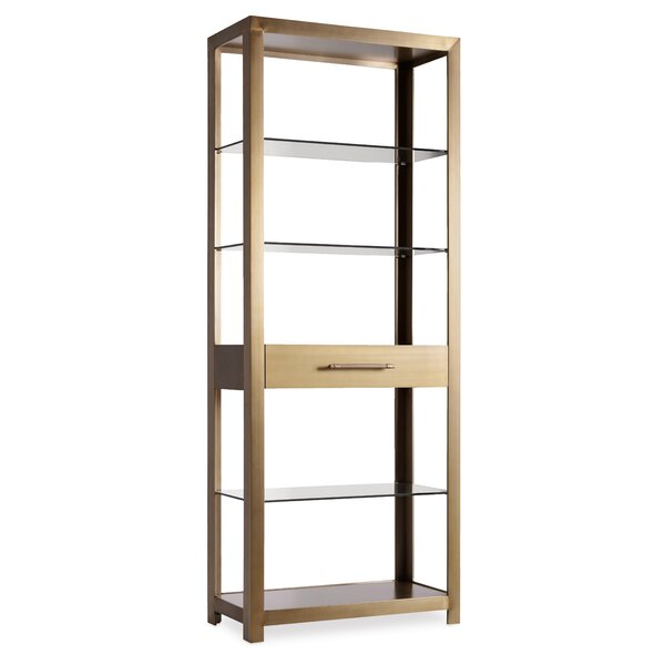 Curata Etagere Bookcase By Hooker Furniture