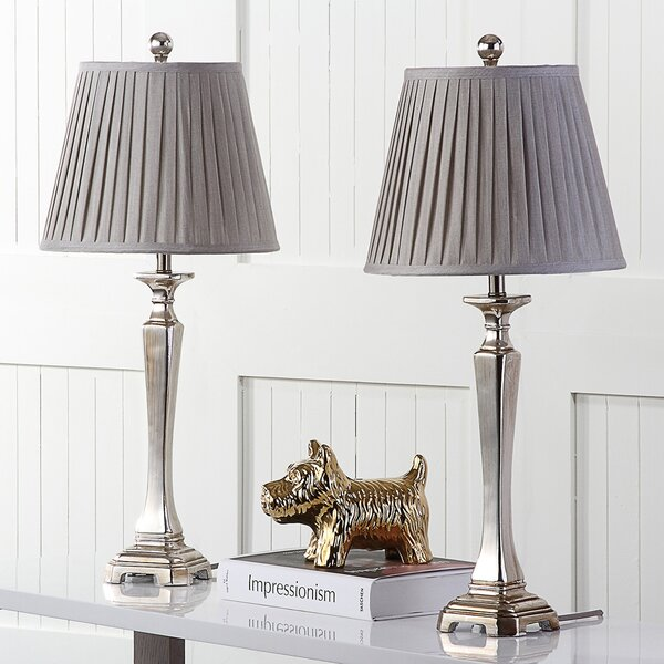 Mckeown 28 Table Lamp (Set of 2) by Three Posts