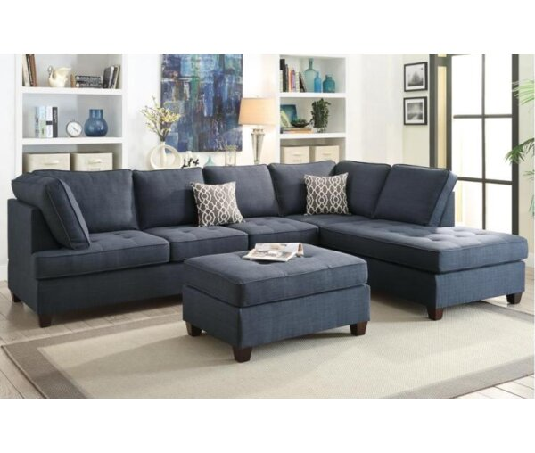 Naomi Sectional by A&J Homes Studio