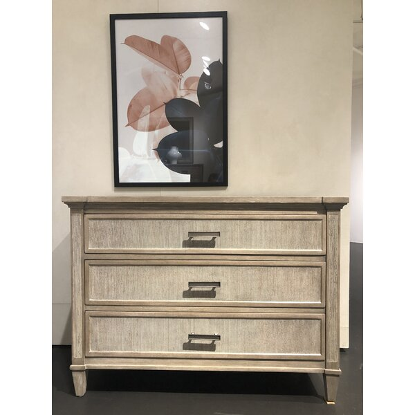 Willow 3 Drawer Dresser by Stanley Furniture