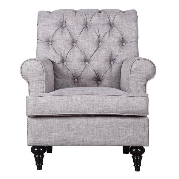 Hollain Armchair by House of Hampton