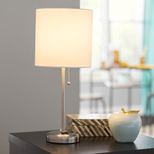 Bedside Table Lamps You\'ll Love | Wayfair
