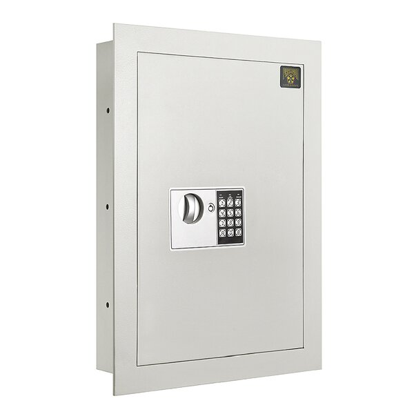 Wall Safe with Electronic Lock by ParagonSafes
