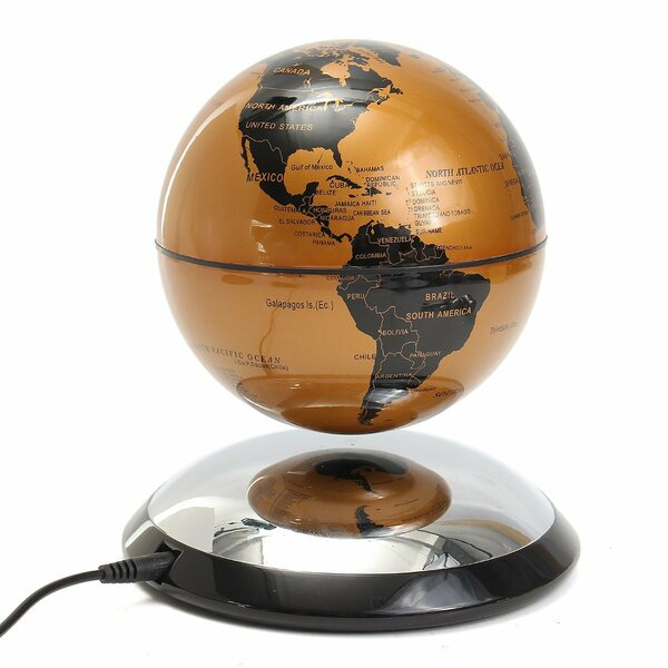 Floating Anti Gravity Globe by Major-Q