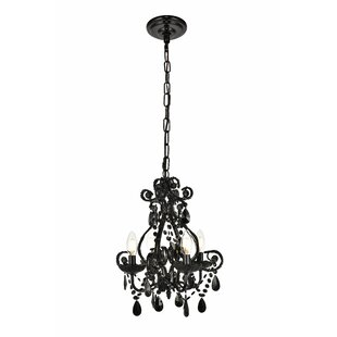 Black chandeliers youll love wayfair save aloadofball Image collections