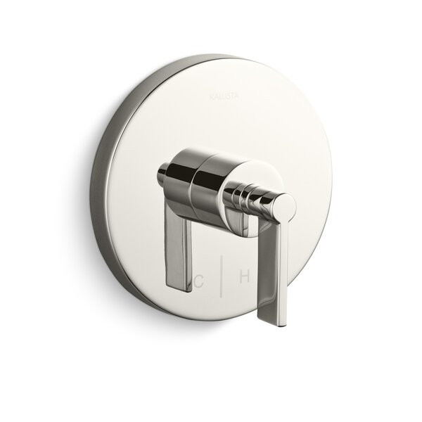 One Thermostatic Faucet Trim Only by Kallista
