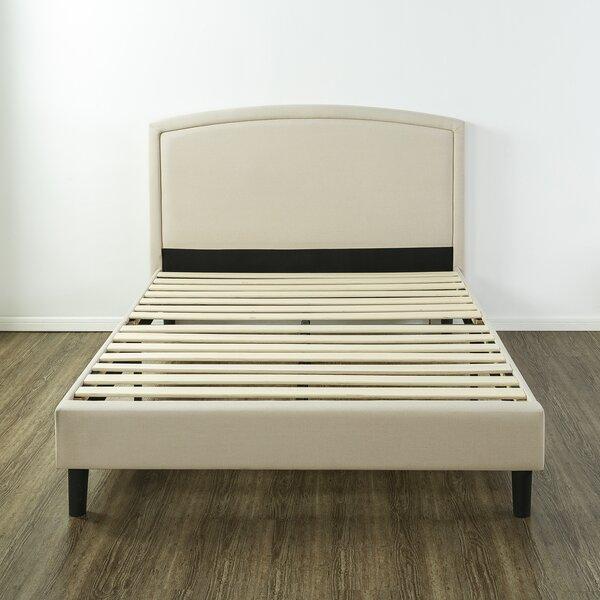 Stanhope Upholstered Platform Bed by Red Barrel Studio