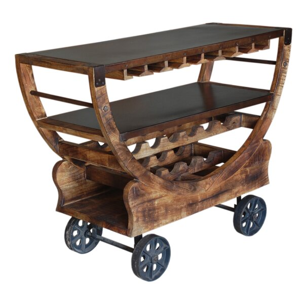 Brookhaven Bar Cart by 17 Stories 17 Stories