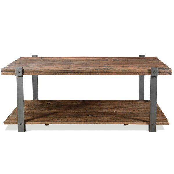 Charlisa  Coffee Table with Storage by Williston Forge Williston Forge