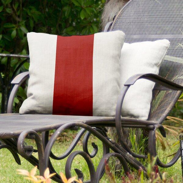 Indiana Indoor/Outdoor Throw Pillow