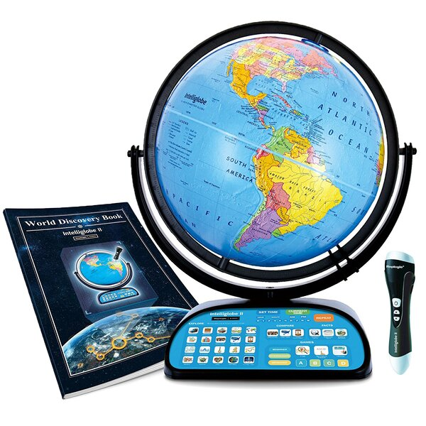 Deluxe Interactive Globe by Symple Stuff