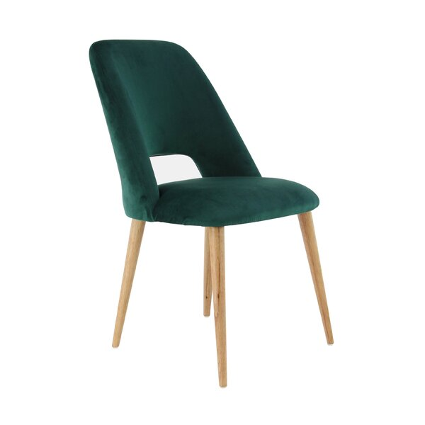 Kelley Modern Tufted Upholstered Dining Chair by Corrigan Studio