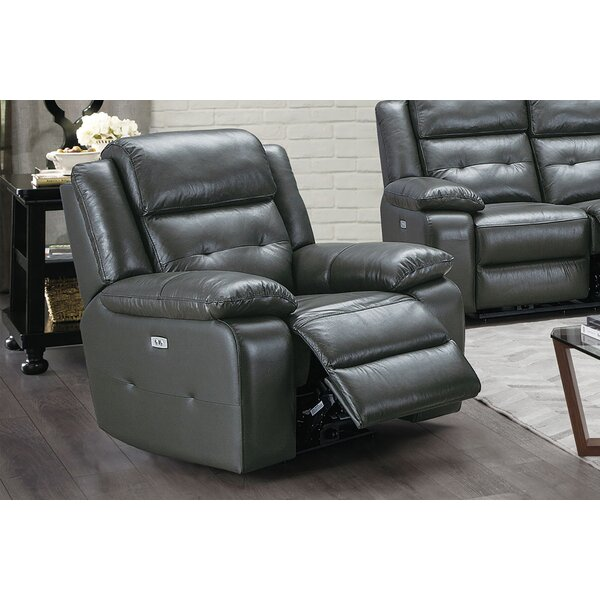 Lyell Power Recliner By Red Barrel Studio