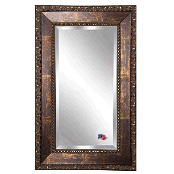Denver Traditional Rectangle Wall Mirror by World Menagerie