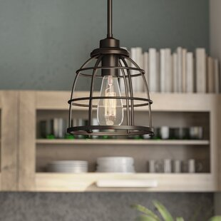Inexpensive Celeste 1-Light Cone Pendant By Trent Austin Design