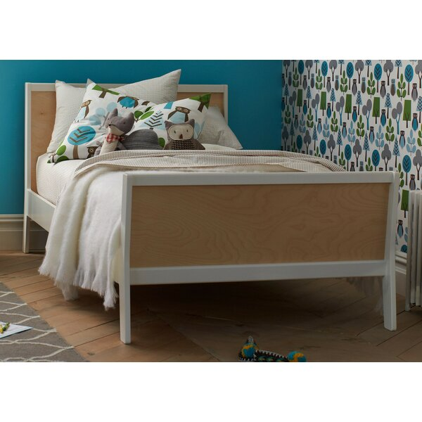 Sparrow Twin Panel Bed by Oeuf
