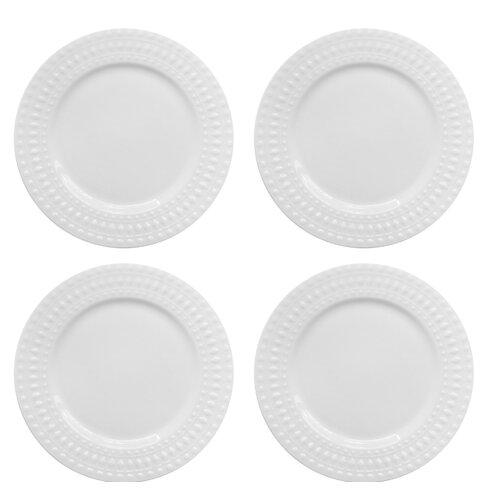 Amelie 10.5  Dinner Plate (Set of 4)  sc 1 st  Wayfair & Elle Decor Amelie 10.5