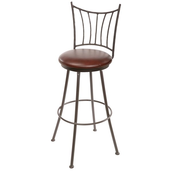 Traxler 30 Swivel Bar Stool by Millwood Pines