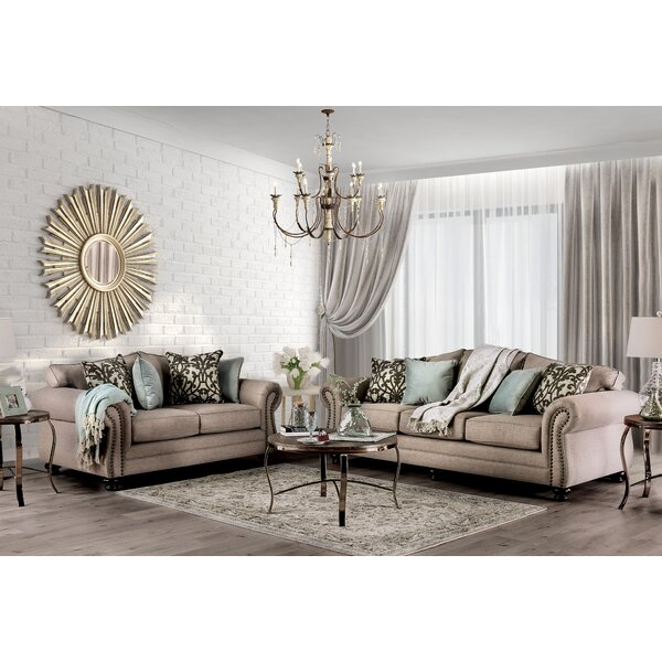 Joycelyn Configurable Living Room Set by Canora Grey