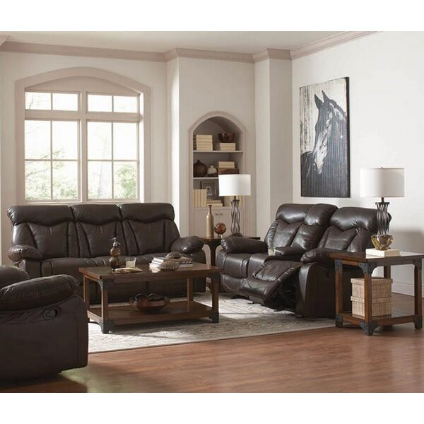 Amick Motion 2 Piece Reclining Living Room Set by Canora Grey