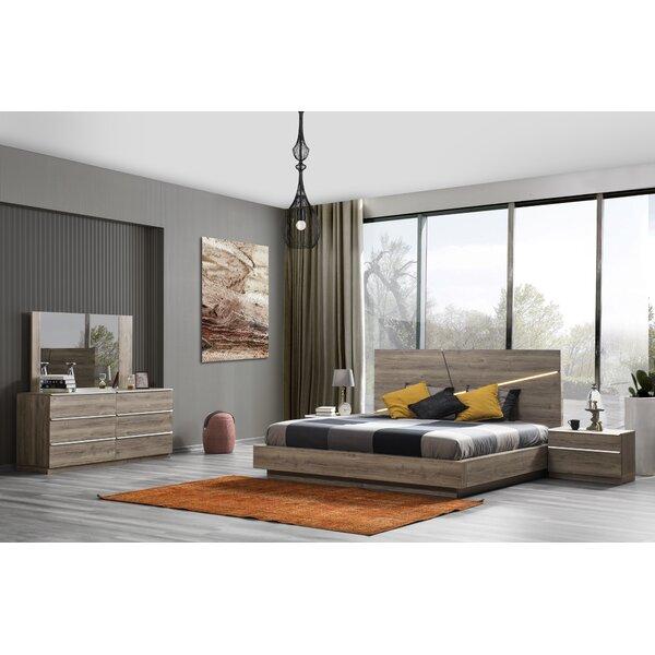 Coggeshall Upholstered Platform Bed by Orren Ellis