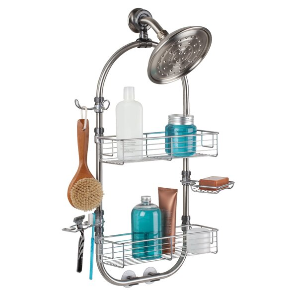 Eisele Station Shower Caddy by Rebrilliant
