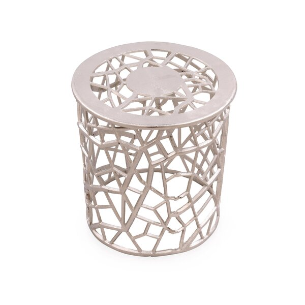Jewel Accent Table by Foreign Affairs Home Decor
