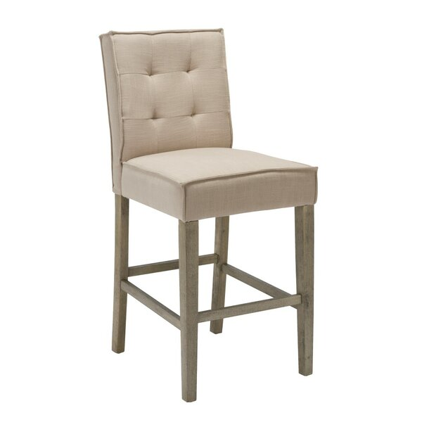 Eanes 26 Bar stool (Set of 2) by Rosecliff Heights