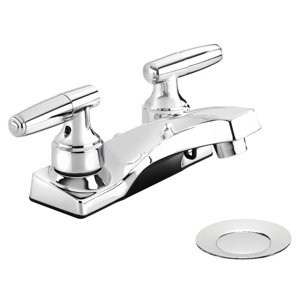 Belanger Centerset Bathroom Faucet with Drain Assembly by Keeney Manufacturing Company