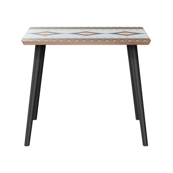 Schubert End Table by Brayden Studio