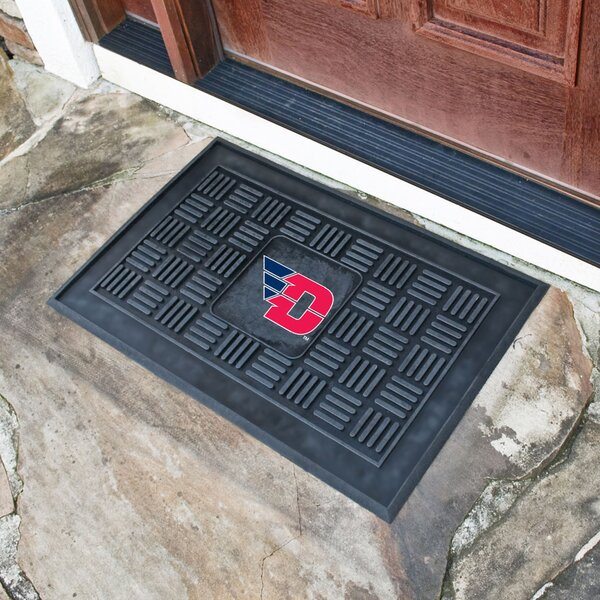 NCAA University of Dayton Medallion Door Mat by FANMATS