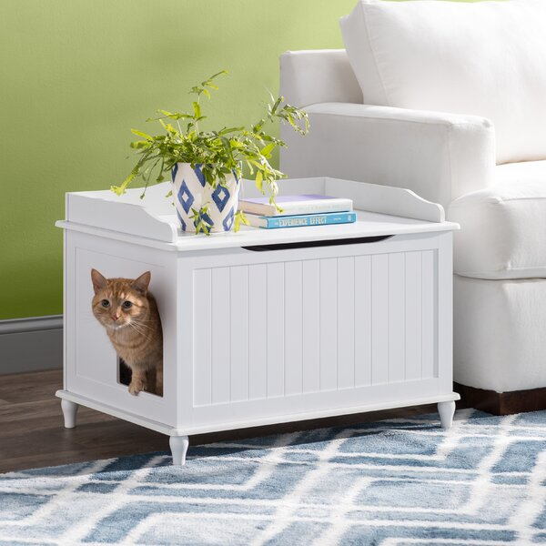 Ava Litter Box Enclosure by Archie & Oscar