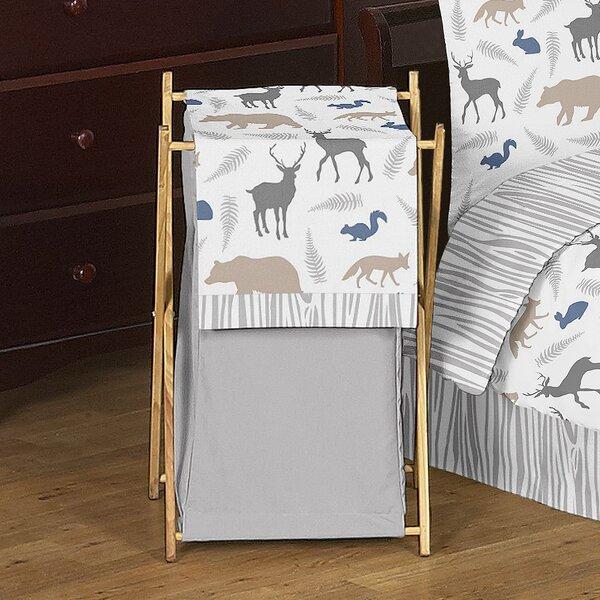 Woodland Animals Laundry Hamper by Sweet Jojo Designs