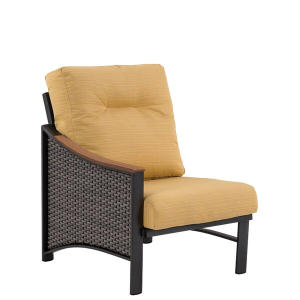 Brazo Patio Chair with Cushion by Tropitone
